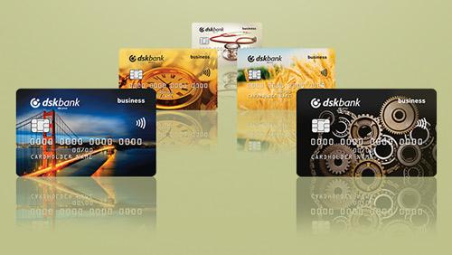 Банковите карти на Банка ДСК с дизайн за всеки вкус