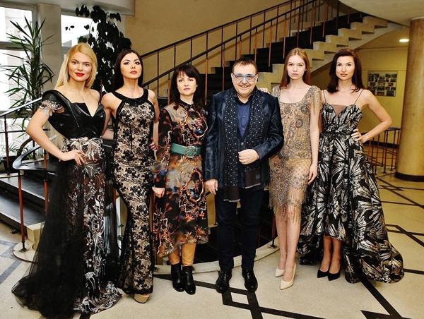 Дизайнерката Ирена Велковска залага на ексклузивни материи