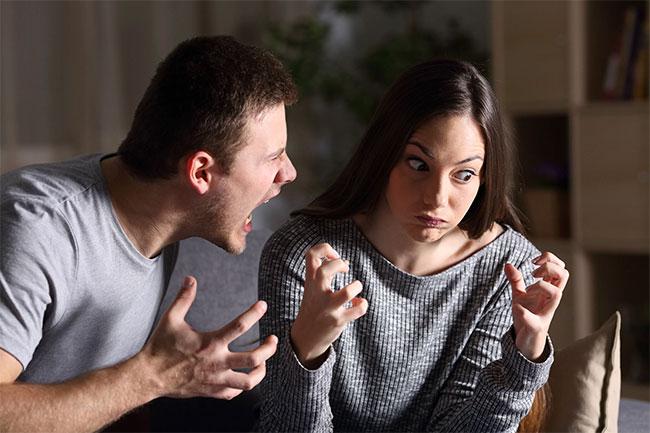 Заяждането - един от най-често срещаните проблеми при връзките