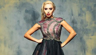 Бални рокли 2020 от Стоян Радичев - Колекция Nirvana