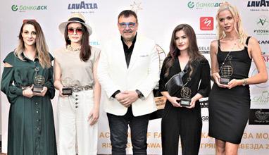 За първи път връчиха наградите за мода ИЗГРЯВАЩА ЗВЕЗДА 2020