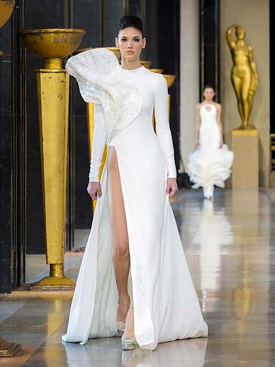Висша мода пролет-лято 2020 на Стефан Ролан