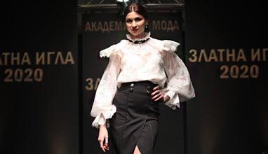 """Ревю-спектакълът за """"Златна  игла 2020"""" показа уникална мода"""