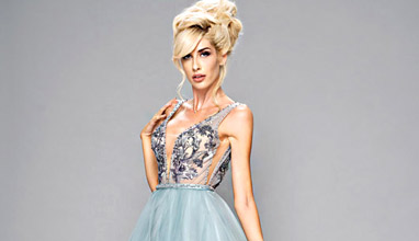 Колекция бални рокли 2021 на Alegra с послание за спокойствие