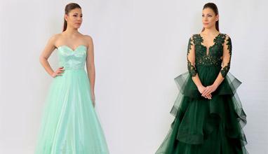 Изящни бални рокли - Колекция 2020 на Вълшебство