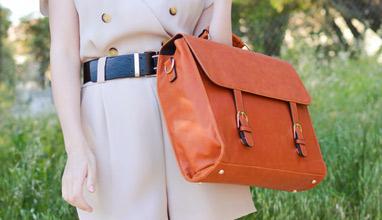 Вариации за носене на дамска чанта