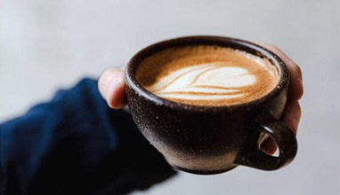 В Германия правят чаши от утайка от кафе