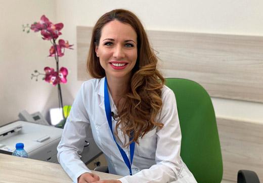 Д-р Райна Стоянова