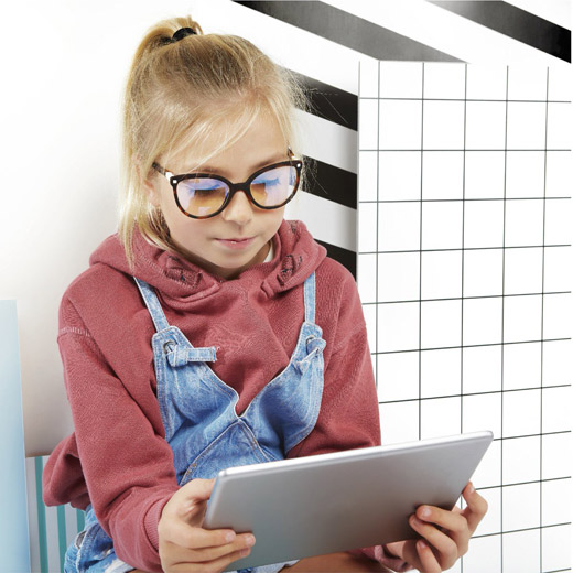 Избор на детски очила