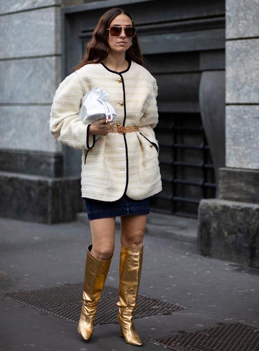 Улична мода 2020
