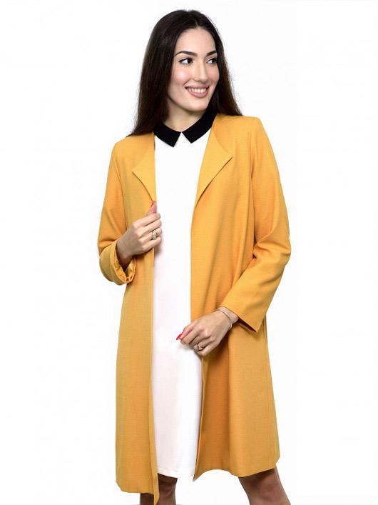 Жълто манто