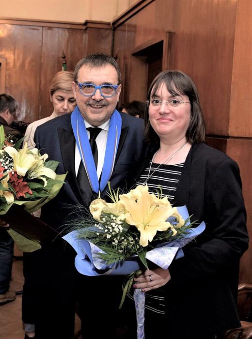 Проф. Любомир Стойков с висок приз за университетската му дейност