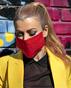 Русенска дизайнерка разработи цветни маски за любителите на модата