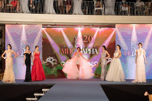 Цветелина Маркова е новата Мис Варна 2020