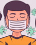 Заповед на здравния министър направи защитните маски  задължителен моден аксесоар