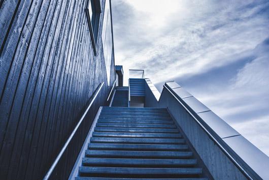 Приказка за стълбата, Христо Смирненски