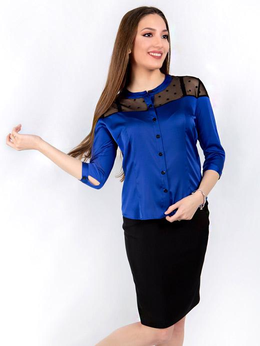Синя риза