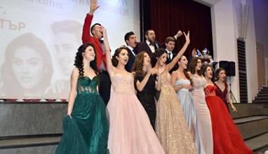 Модно изложение и ревю-спектакъл за абитуриенти се проведоха в Русе