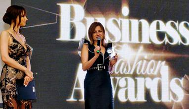 Лайънс клуб София - Витоша с награда за благотворителност на Business Fashion Awards