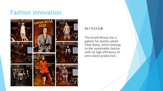 Силвия Кабаиванова представи българската мода на Fashion Match Supply 2021