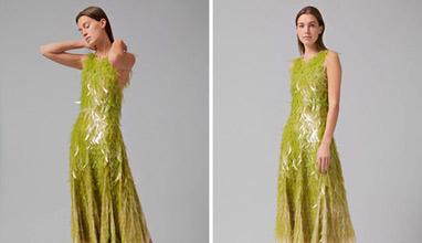 Зеленото бъдеще на модата с палта от водорасли и обувки от гъби