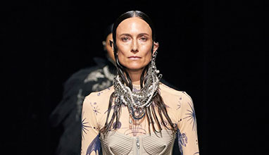 Колекция на Jean-Paul Gaultier x Sacai висша мода Есен 2021