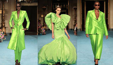 Седмица на модата в Ню Йорк Пролет/Лято 22: Кристиан Сириано връща блясъка в Ню Йорк