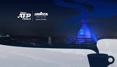 Лаваца е платинен партньор с турнира Nitto ATP 2021-2025