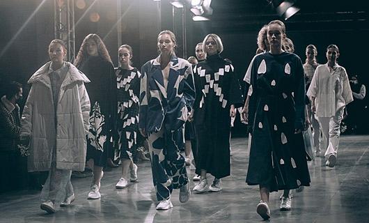 Седмицата на модата на Mercedes-Benz в Русия