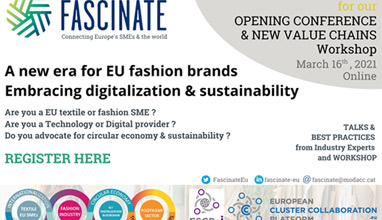 A new era for EU fashion brands - Embracing digitalization and sustainability