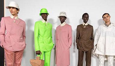 Тенденциите в цветовете за мъжко облекло пролет/лято 2022