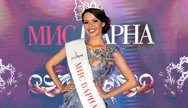 21-годишната Стефани Карова бе коронясана за Мис Варна 2021 на грандиозен спектакъл в морската ни столица
