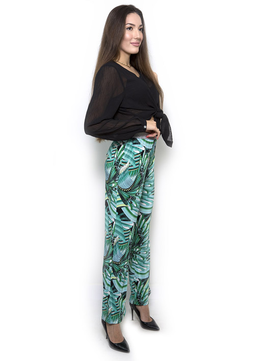 Зелен панталон