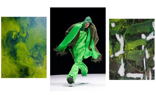 Зеленото ще бъде цветът на 2021