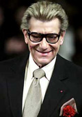 French fashion designer Yves Saint Laurent died