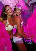 Ангелски моден шоу спектакъл в Гранд де лукс