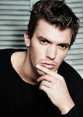 The Top Model of Visage Fashion Agency Martin Martinov Is Mr World Bulgaria 2009
