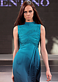 Color pageant and luxury in the new collection of Valentino, presented at Art Week Style.uz-2009