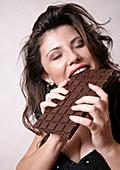 Черният шоколад намалява стреса