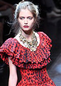 Бижутата станаха запазена марка на модните дефилета