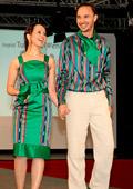 """Bipone"" работят по проекта ""Fashion meets Sport 2008"""