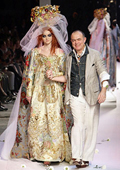 Bidding has closed on buying Christian Lacroix