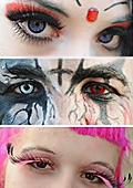 Тъмните кръгове под очите са наследствени