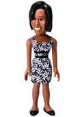 Мишел Обама със своя кукла