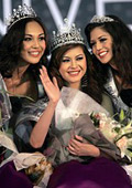 Miss Malaysia Universe 2009 was voted