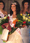 Alisa Ganeva is Miss Varna 2009