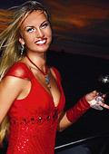 Мисис Свят 2008  направи обръщение към българския народ