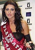 Златка Димитрова от Бургас стана Playmate of the Year 2009