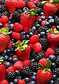 Малините, ягодите и боровинките убиват вредните микроби