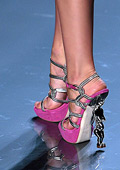 Shoe trends spring - summer 2009